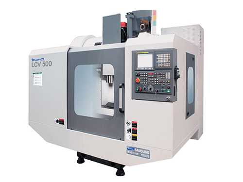 SMEC LCV-500 CNC Vertical Machining Center