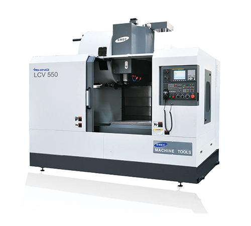 SMEC LCV-550 CNC Dikey İşleme Merkezi