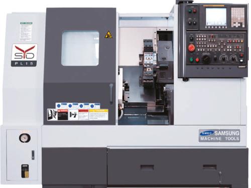 SMEC PL20L CNC Lathe