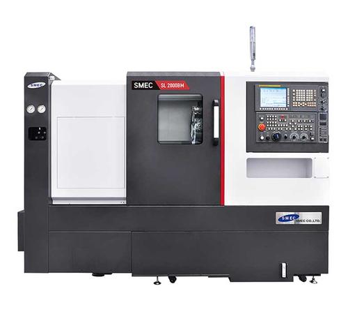 SMEC SL 2000 BM CNC Torna Tezgahı