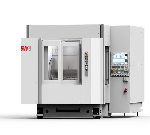 SW BA322 CNC Yatay İşleme Merkezi