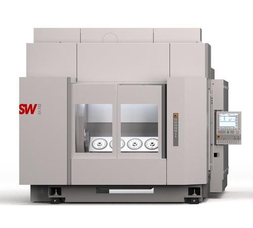 SW BA722 CNC Yatay İşleme Merkezi