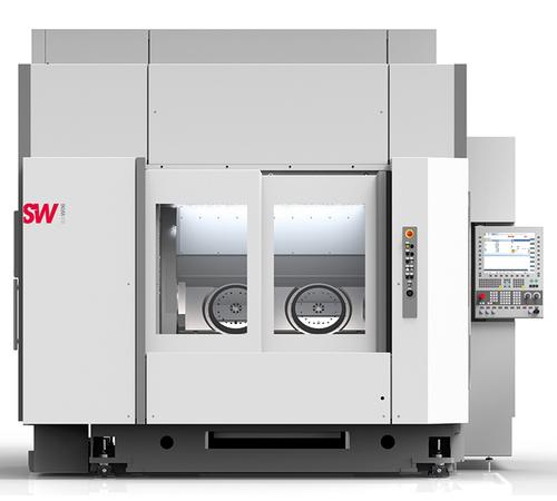 Sw BAW06-2W CNC Yatay İşleme Merkezi