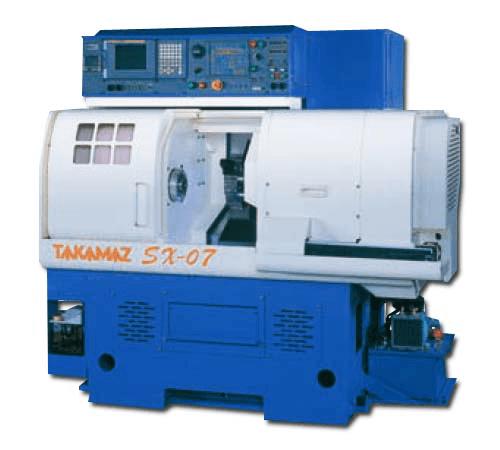 Takamaz SX-07 CNC Yatay Torna Tezgahı