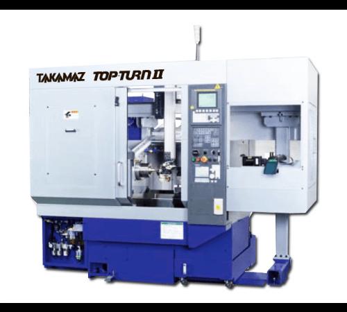Takamaz TOP-TURN II CNC Yatay Torna Tezgahı