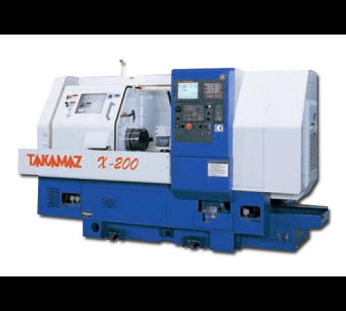 Takamaz X-200 CNC Yatay Torna Tezgahı