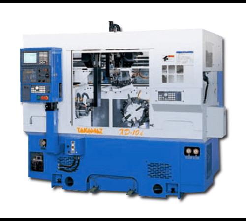 Takamaz XD-10i CNC Yatay Torna Tezgahı