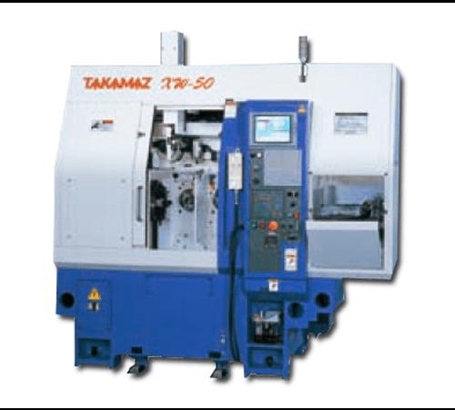 Takamaz XW-50 CNC Yatay Torna Tezgahı