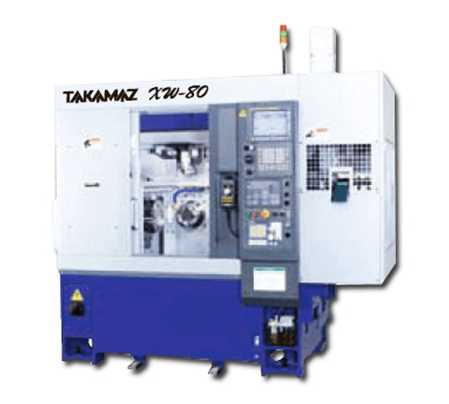 Takamaz XW-80 CNC Yatay Torna Tezgahı