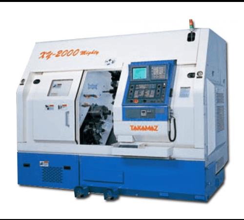 Takamaz XY-2000 Mighty CNC Yatay Torna Tezgahı