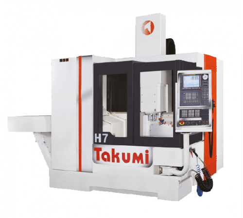 Takumi H7 CNC Köprü Tipi İşleme Merkezi