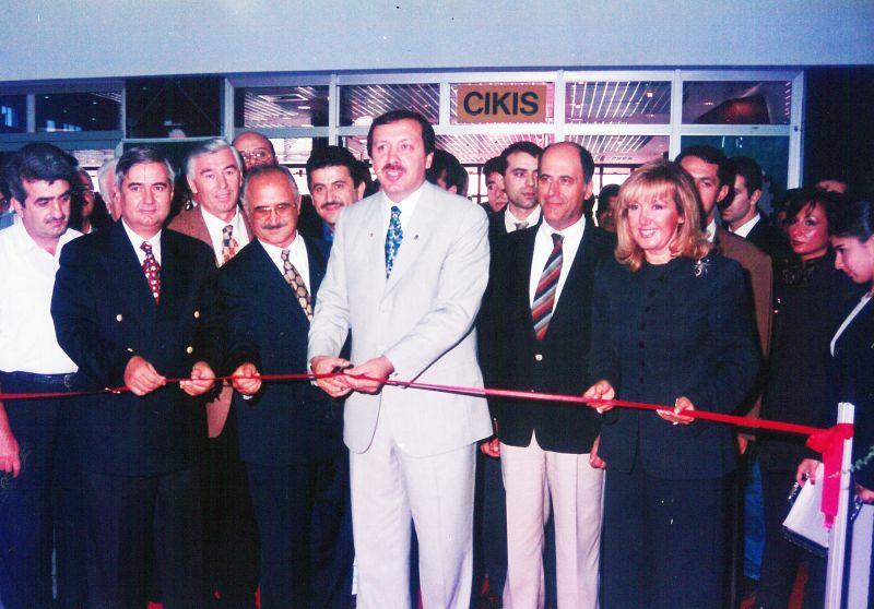 TATEF Açılışı, 1994