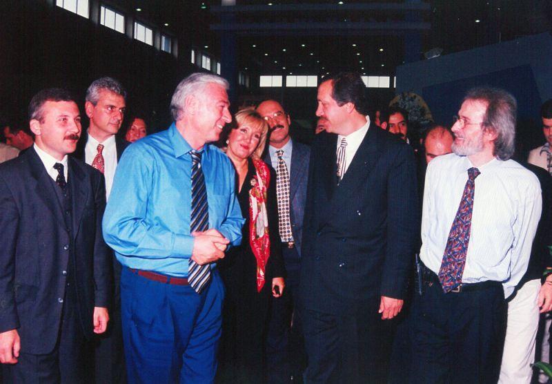TATEF Fuarı, 1995