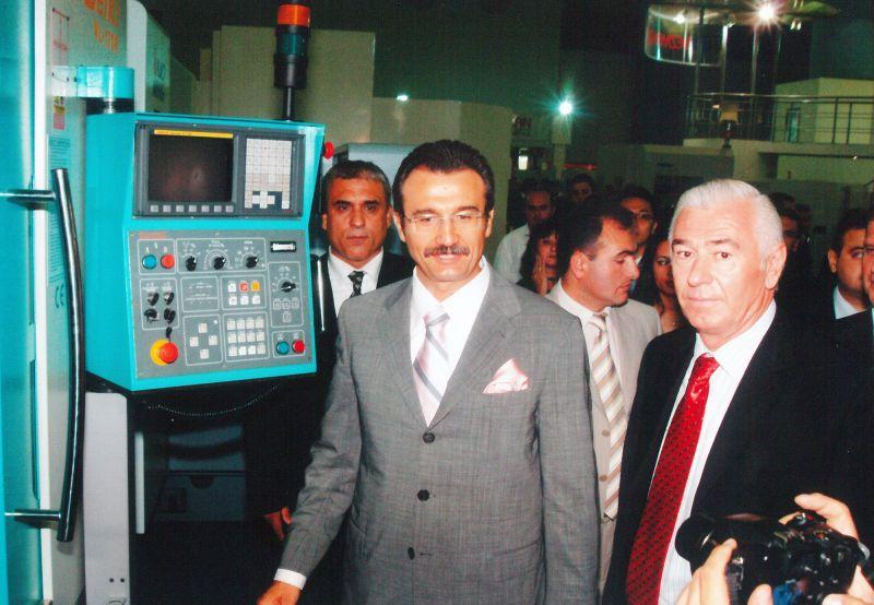 TATEF Fuarı, 1998