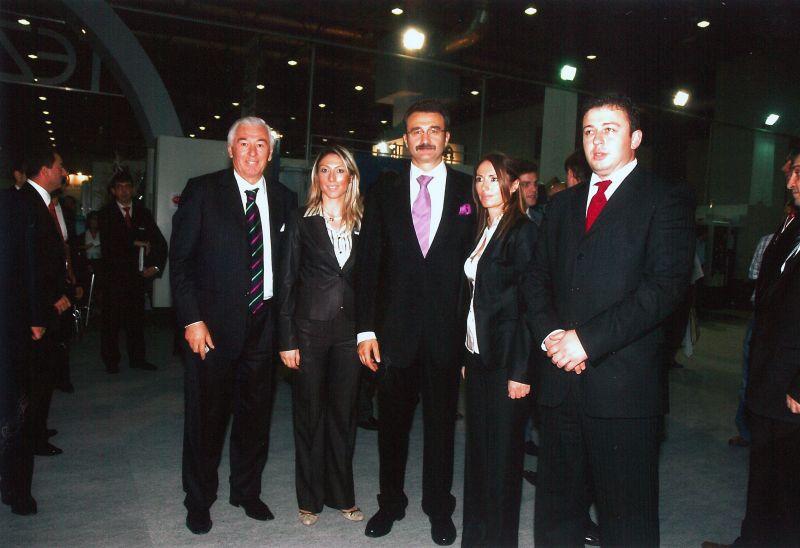 TATEF Fuarı, 2004