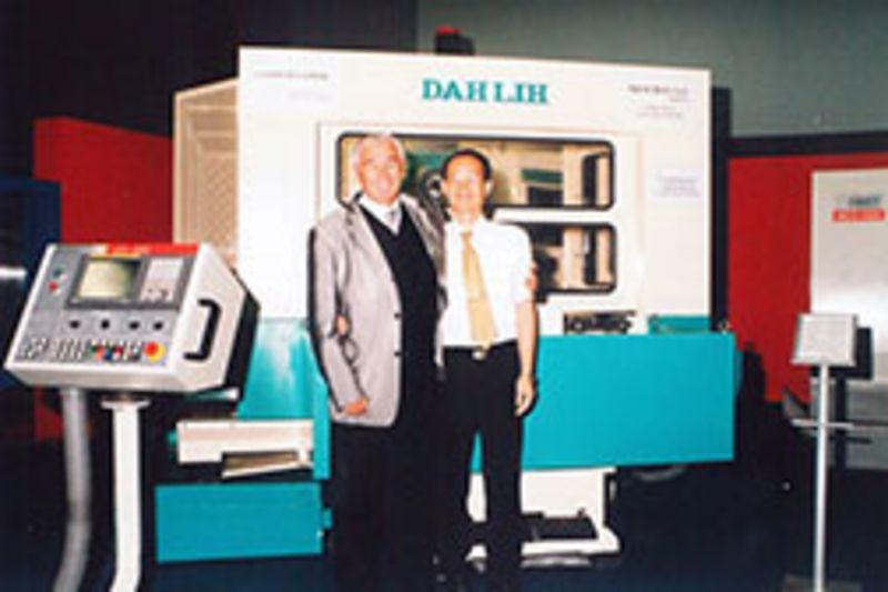 TATEF Fuarı'nda Dahlih, 1997