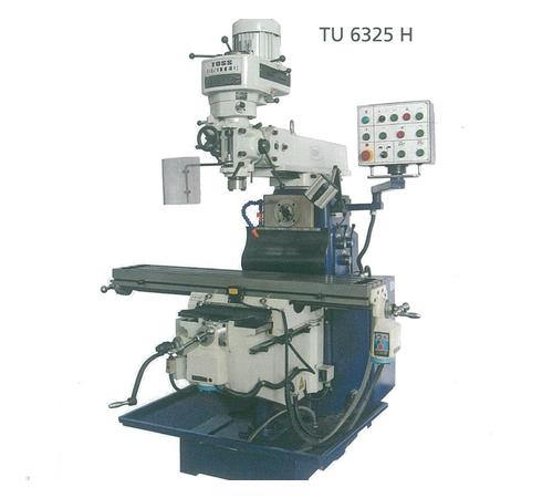 Toss United TU 6325 C Universal Yatay Ismili Freze Tezgahi