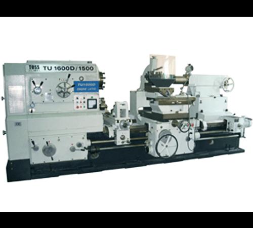 Toss-United TU1600 Universal Ağır Tip Torna Tezgahı