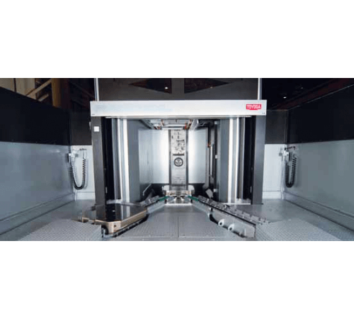Toyoda FH800SXL CNC Yatay İşleme Merkezi