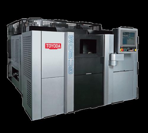 Toyoda GC20Mİ-35 CBN Kam Mili Taşlama Tezgahı